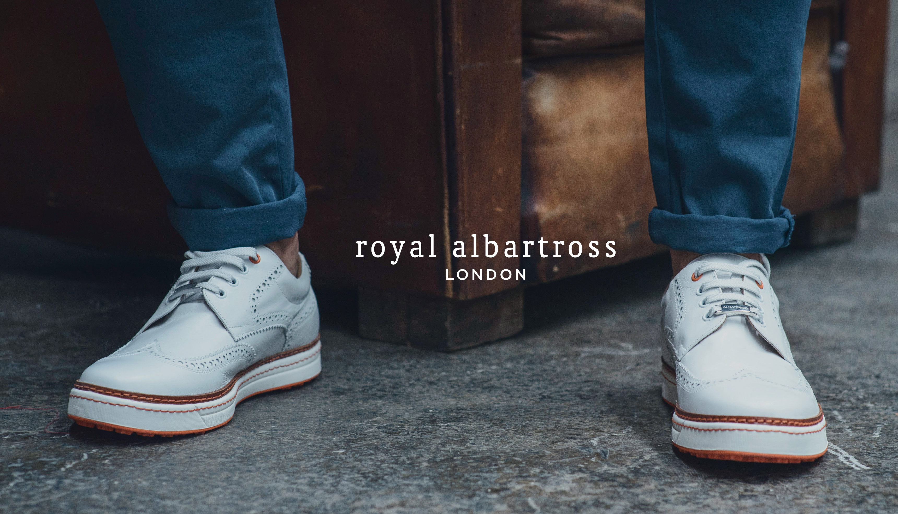 Royal Albartross – graphic design