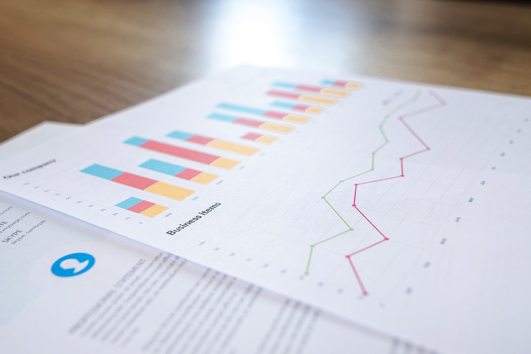 Analytics metrics on paper